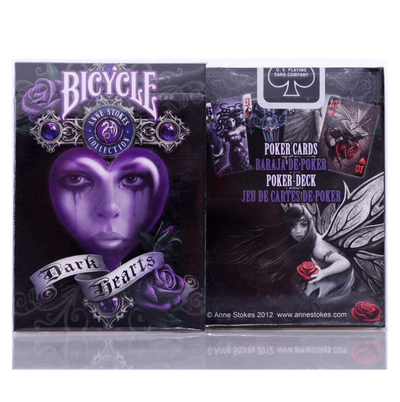 Deck Bicycle Anne Stokes II Fantasy Art Playing Cards 88*63m
