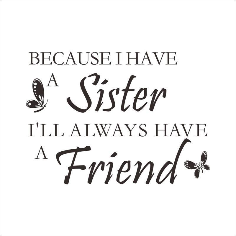 Sisters Are Best Friends Quotes Cenksms