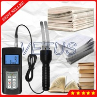 MC7828PP Digital LCD Display Paper Moisture Meter with Contact Measurement 240 Groups Data Hold MC 7828PP