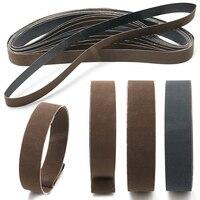 15Pcs 1 X 30 Grinding Belts Sanding Belt Grit 600 800 1000 Belt Sander For Grinding