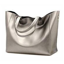 Cubo de lujo Diseñador de Las Mujeres Bolso Portable de Plata Ladies Tote Shoulder Sac A Principal de la Alta Calidad de La Marca Bolsa Bolsa Bolsos de Mujer