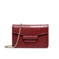 Famous Brand Bags New Women Clutch Handbags Pochette Designer Girls Purse Hasp Leather Lady Messenger Bags