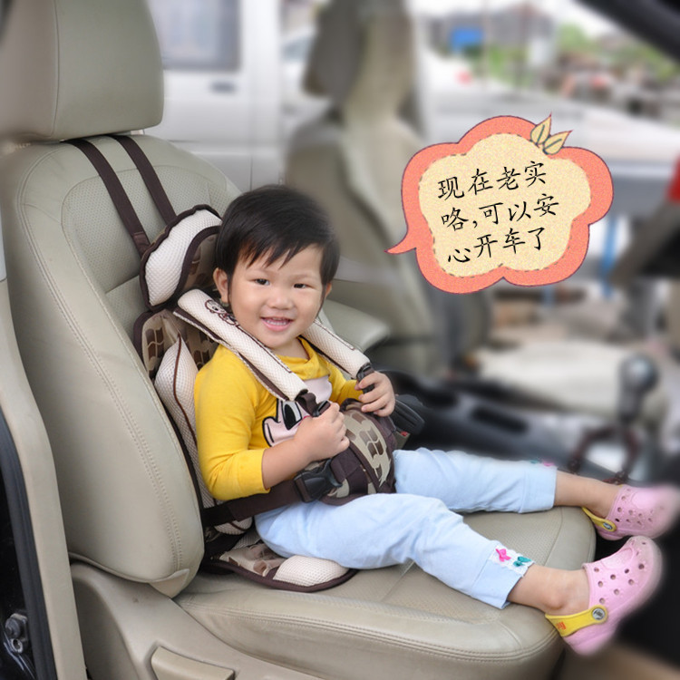 children car chair kids boostertop quality toddler car seat cushiondining chair stroller safety strapchildren safety harness in child car safety seats