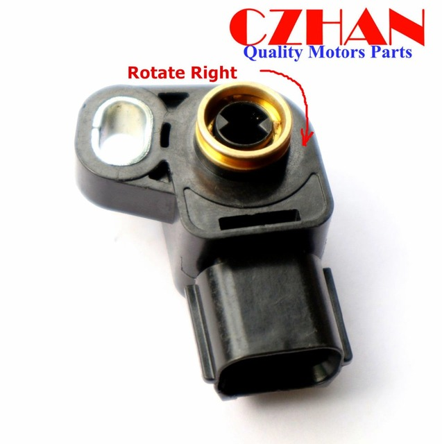 US $26 47 37% OFF|SV650 DL650 V STROM Carburetor sensor for Suzuki  Motorcycle Motor bike Throttle body position sensor OEM 13580  27G21,1358027G21-in