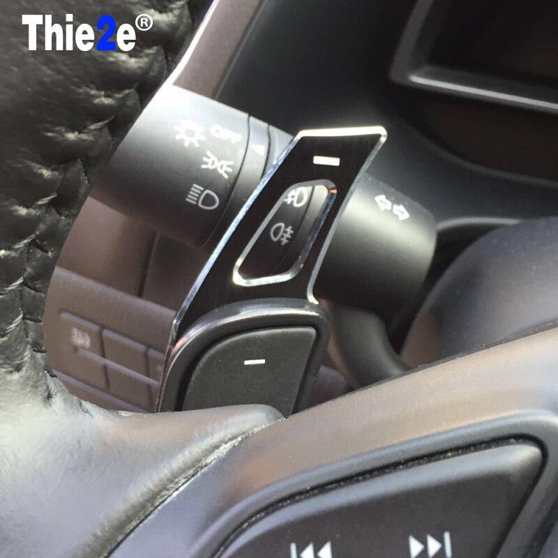 2014 Mazda Cx 5 Interior: Aluminum Steering Wheel Gear Shift FOR Mazda 3 Mazda 6 CX