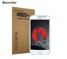 8ed22a73331 Beworlder de vidrio templado para Samsung Galaxy Mega 5,8 I9152 I9150 2  unids/lote película Protector de pantalla para Samsung .