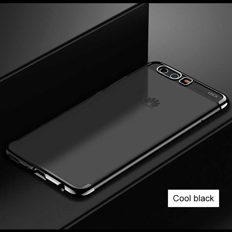 Caja del teléfono celular de TPU para Huawei P8 P9 Lite P10 Lite P20 Plus Pro honor 8 9 10 jugar V10 Lite 2017 Mate 8 9 10 Lite Pro cubierta suave