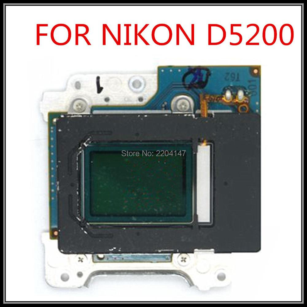100% original Super Quality d5200 sensor For nikon D5200 CCD D5200 CMOS Camera repair parts free shipping free shipping test ok d810 mirror box bottom af ccd for nikon d810 focusing ccd d810 camera repair replacement unit parts