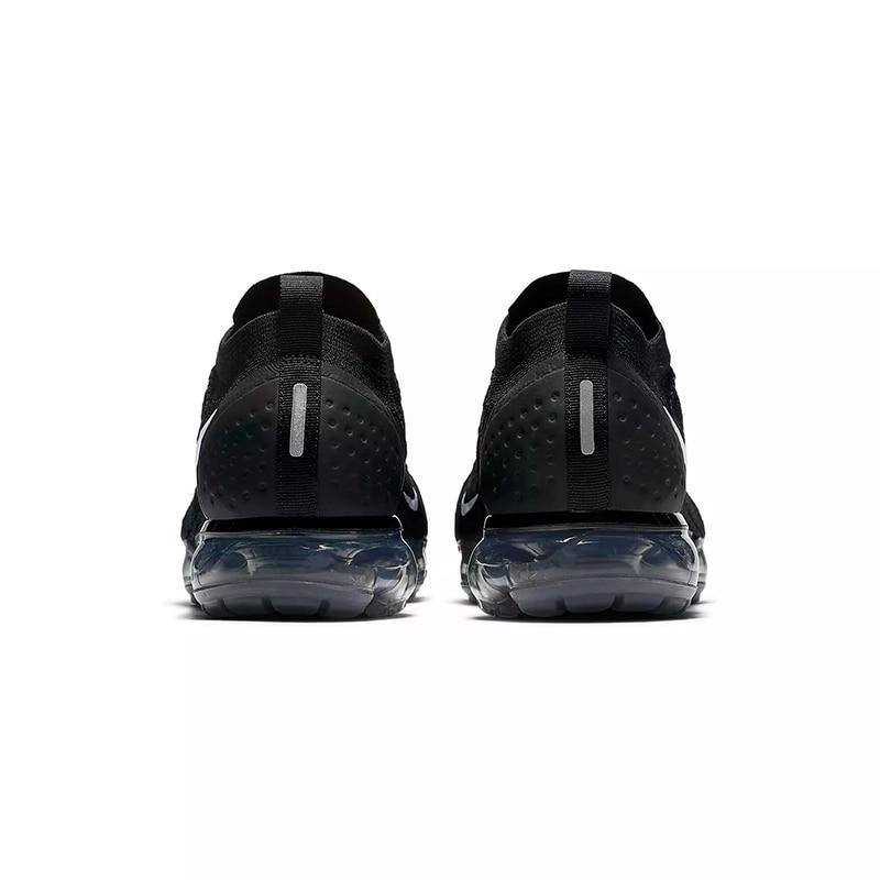 D'origine NIKE AIR VAPORMAX FLYKNIT 2.0 Authentique Hommes chaussures de course Respirant Sport baskets d'extérieur Durable de Sport 942842 - 5