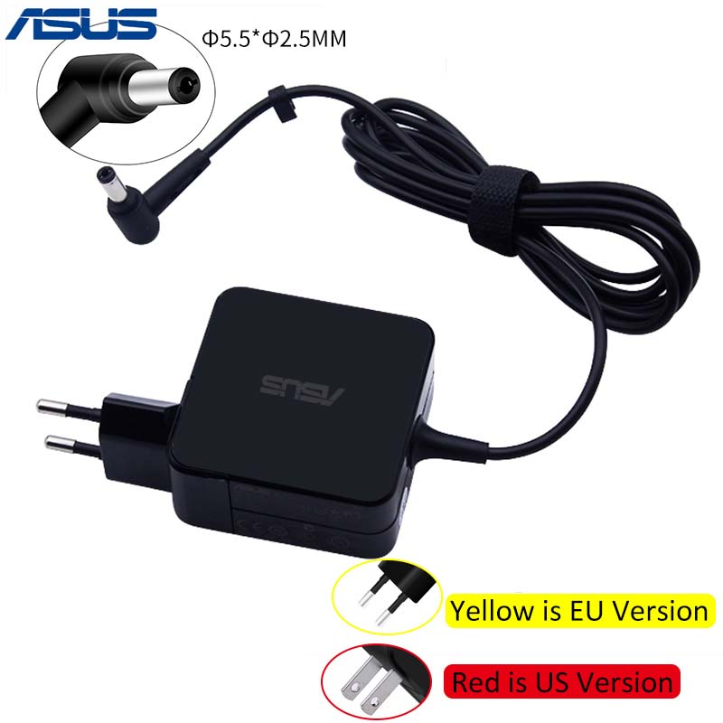 Asus 19V 2.37A 45W 5.5*2.5mm PA-1650-02 AC Power Charger adapter For As