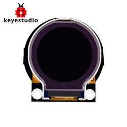 Keyestudio Tròn 2.2inch MÀN HÌNH TFT MÀN HÌNH hiển thị LCD Module Arduino Đồng Hồ