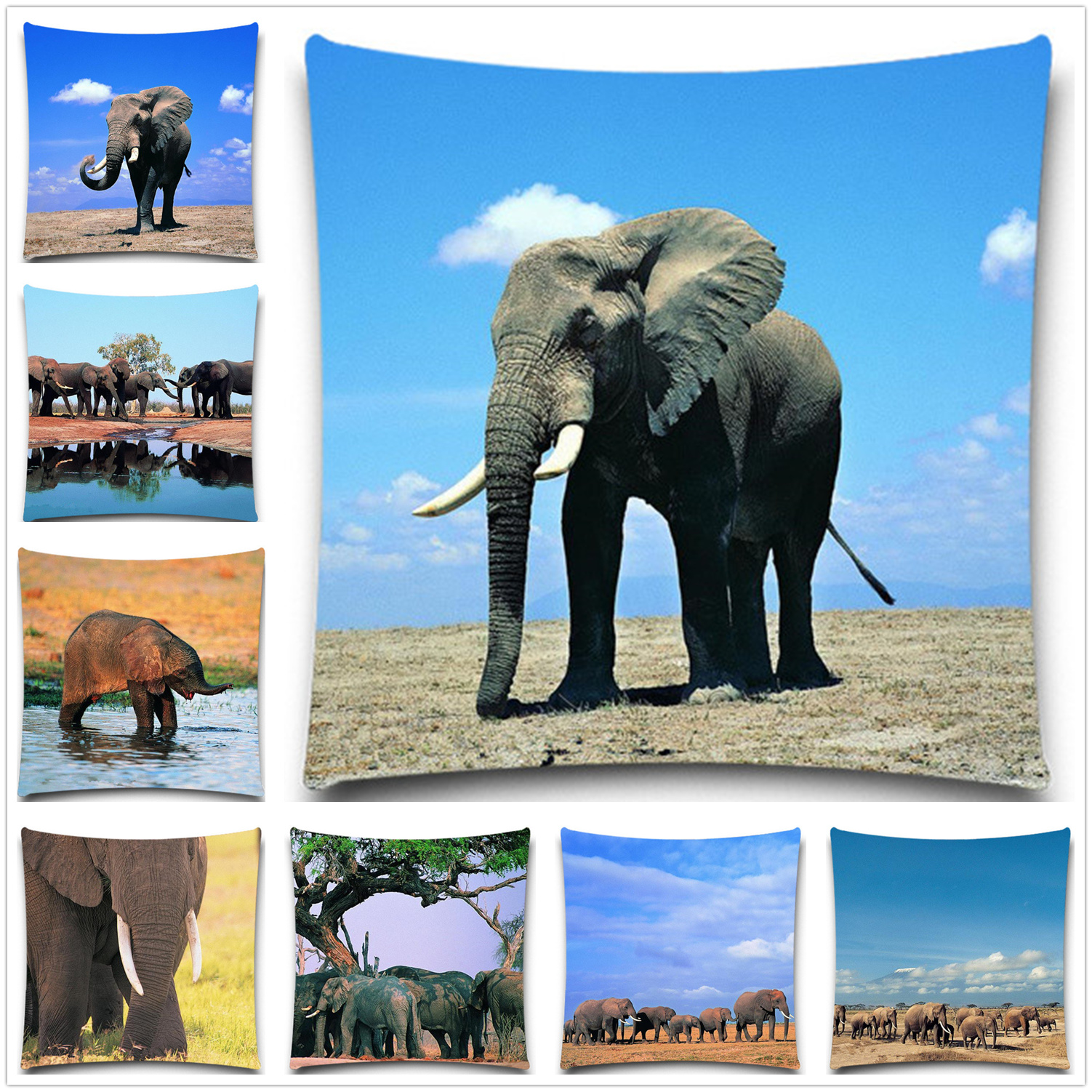 line Buy Wholesale elephant pillow covers from China elephant