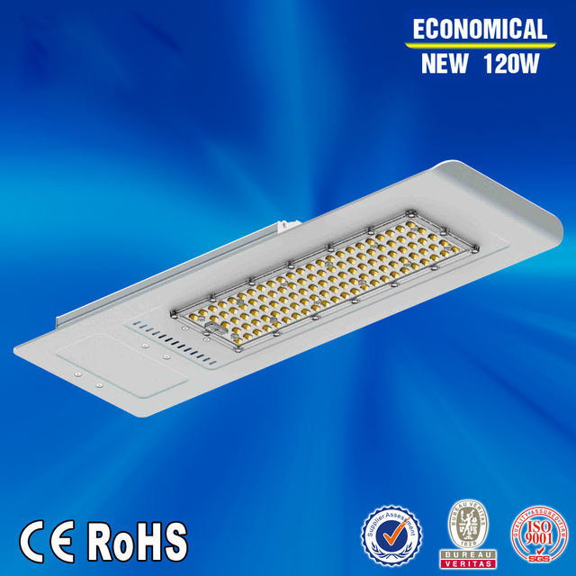 120W AC85-265V Led Street light IP65 Outdoor lighting 12000LM LED streetlight Lamp Garden Lamp  hole size 60mm DHL Free shipping