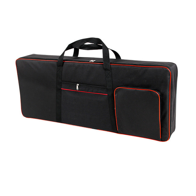 Thickened nylon 61 key keyboard instrument keyboard bag thickened waterproof electronic piano cover case for electronic
