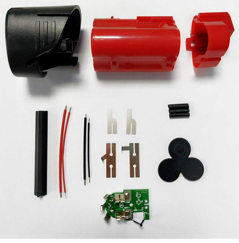 10 pièces nouveau meilleur panneau de protection de batterie carte PCB et étui pour Milwaukee 12 V Li-ion M12