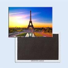 Travel Refrigerator Magnets 78*54mm,Paris Tourist Rigid Magnets 5600 angela pierce paris travel guide the ultimate paris france tourist trip travel guide