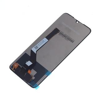 """Image 3 - 6.26 """"Originele Lcd Voor Xiaomi Redmi Note 7 Lcd Touch Screen Digitizer Vergadering Voor Redmi Note 7 Pro lcd Met Frame"""