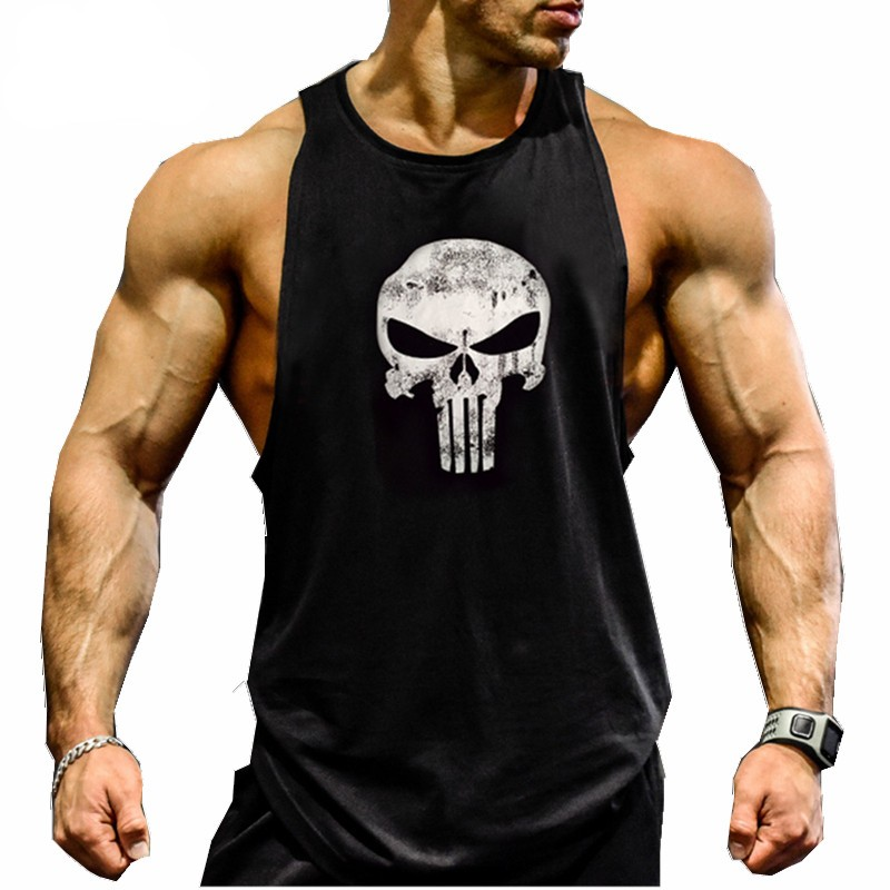 New Brand clothing Bodybuilding Fitness Men gyms   Tank     Top   Golds Vest Stringer sportswear Undershirt