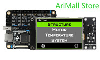 3D Printer parts Board Lerdge X Motherboard ARM 32 bit Controller with 3.5 TFT for 3D Printer