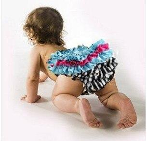 Розничная, много дизайнов на выбор, 3 размера, рождественские детские гофрированные шаровары для девочек, шорты и трусики/штаны с оборками для девочек - Цвет: CX2038zabra