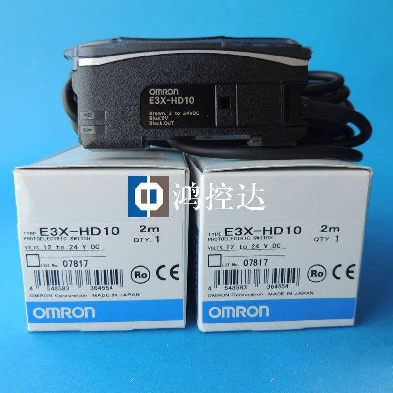 New original OMRON Fiber amplifier E3X-HD10New original OMRON Fiber amplifier E3X-HD10