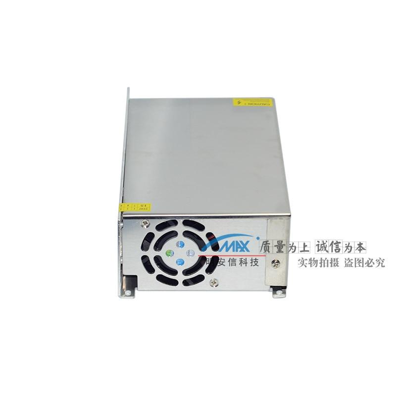 24V20A alimentation à découpage 500 W haute puissance moteur lampe à LED puissance 220 V tourner 24 V DC S-500-24 - 2