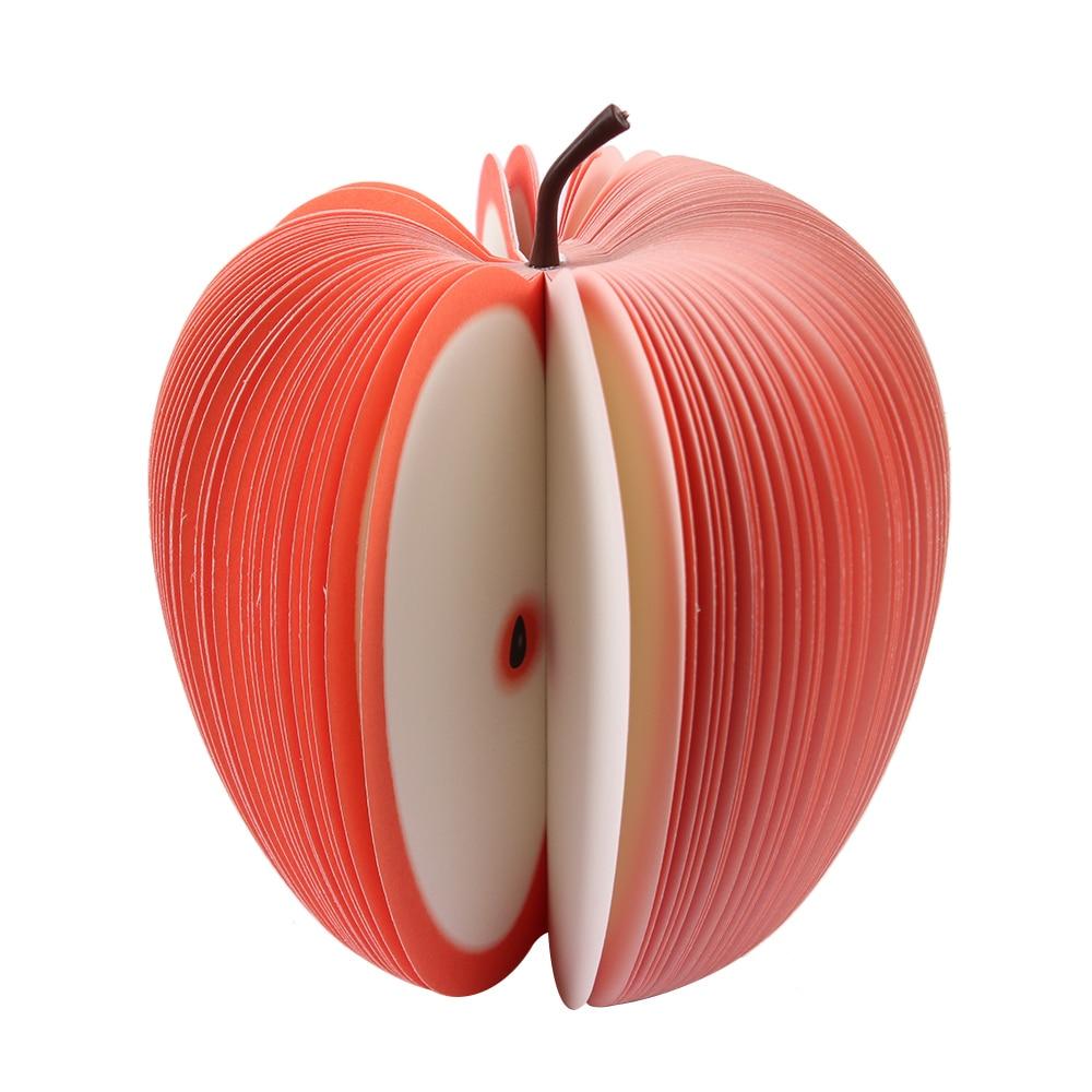 Fruit Sticker Pads - Watermelon/Peach/Pear/Apple 4