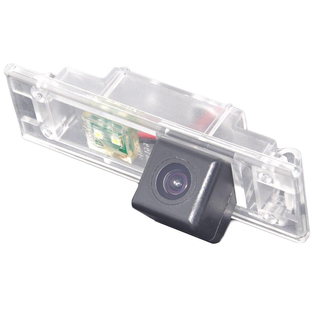 Câmera de estacionamento para bmw 120i e81 e87 f20, sistema à prova d' água, câmera traseira navegação gps,