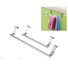 Fdit 1 шт. настенный Полотенца держатель шкаф с выдвижными ящиками Полотенца подвесная стойка для хранения держатель дверная вешалка полотенце для ванной, кухни вешалка