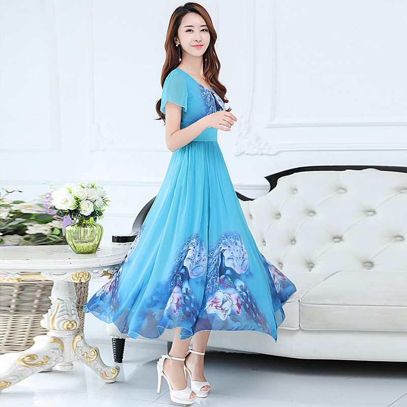 Beautiful Chiffon Dresses