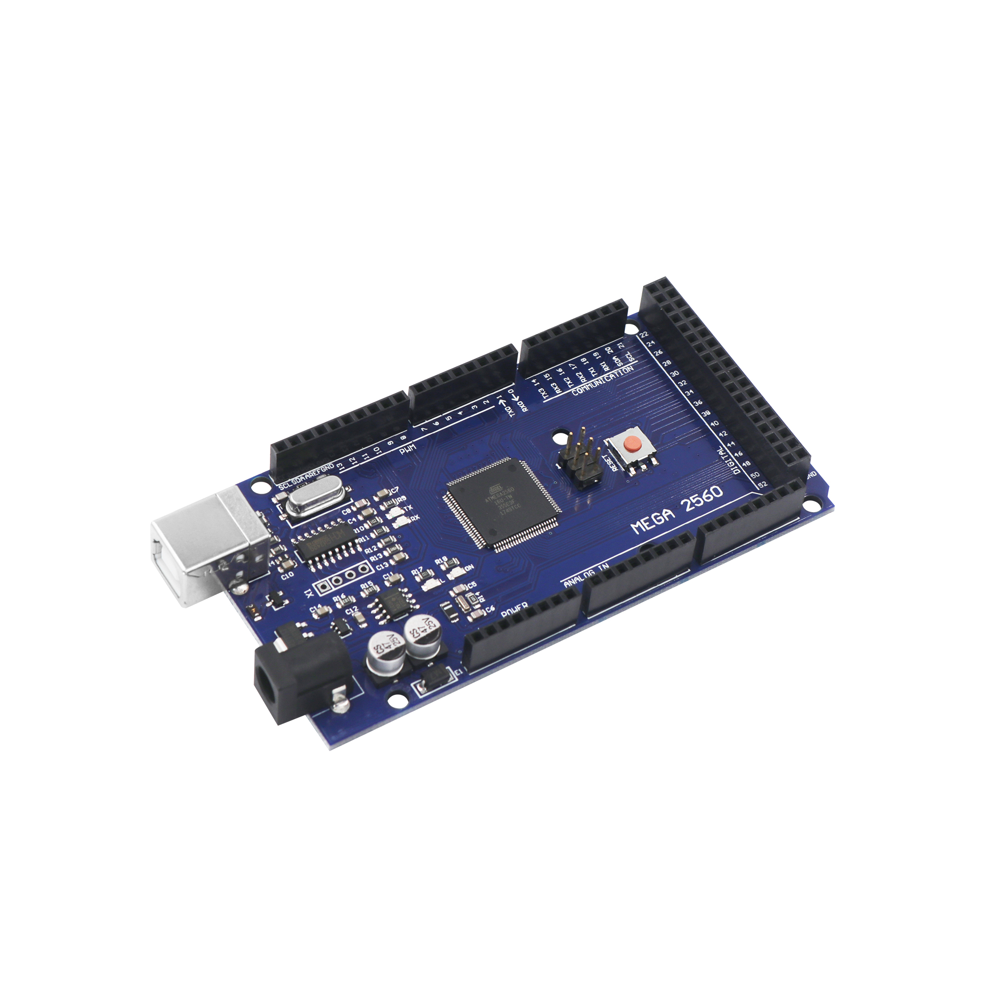 Image 5 - CNC 3D Printer Kit with Mega 2560 Board,RAMPS 1.4,DRV8825,LCD 12864,Heatbed MK2b for Arduino-in Integrated Circuits from Electronic Components & Supplies