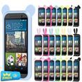 Бесплатная Доставка Для HTC One E9 plus/HTC One M9 Universal Силиконовые Бампер чехол Для Htc One M9 Plus/Htc One Me Slim case Большой Размер