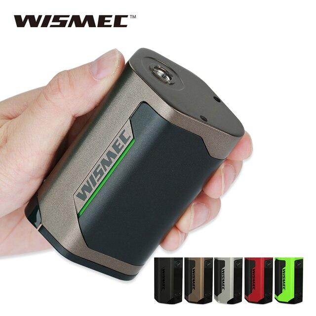 300 W WISMEC Рел RX GEN3 TC поле MOD Wismec RX Gen3 300 W No18650 Батарея огромный Мощность E-сигареты Vape поле Mod fit гном Tank