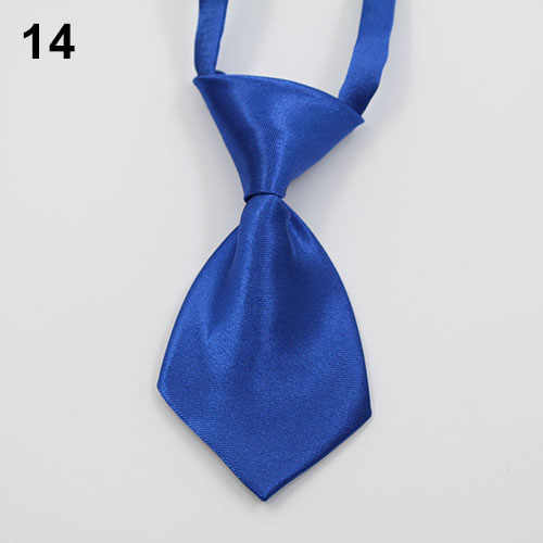Transer Hewan Peliharaan Yang Dapat Disesuaikan Kain Menggemaskan Perawatan Dasi Dasi 28 Murni Warna Perawatan Bow Tie