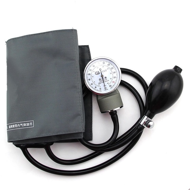 sphygmomanometer. aneroid sphygmomanometer blood pressure measure device home use manual watches meter