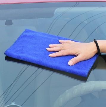 HOT SALE ! 5 pcs/lot 30x30CM Microfiber Towel Car Cleaning Wash Clean Cloth