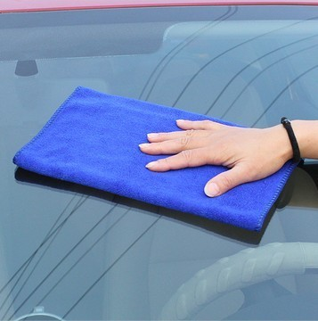HOT SALE ! 5 pcs/lot 30x30CM Microfiber Towel Car Cleaning Wash Clean Cloth