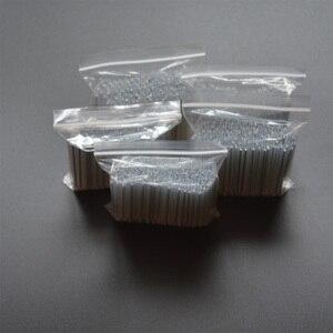 Image 5 - 100 pièces OD2.4 45mm fibre optique Fusion épissure Protection manches, fibre câble protecteur thermorétractable Tube Transparent