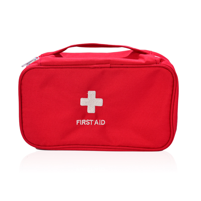 FGHGF New Medicine Bag Travel Outdoors Camping Pill Storage Bag First Aid Emergency Case Survival Kit Emergency Kits 1 set outdoor emergency equipment sos kit first aid box supplies field self help box for camping travel survival gear tool kits
