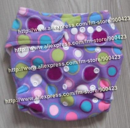 Акция настоящие Подгузники одежда в стиле унисекс подгузники оптом-моющиеся детские подгузники Подгузники 9 шт подгузники+ 9 шт вставки для 4-17 кг - Цвет: circle