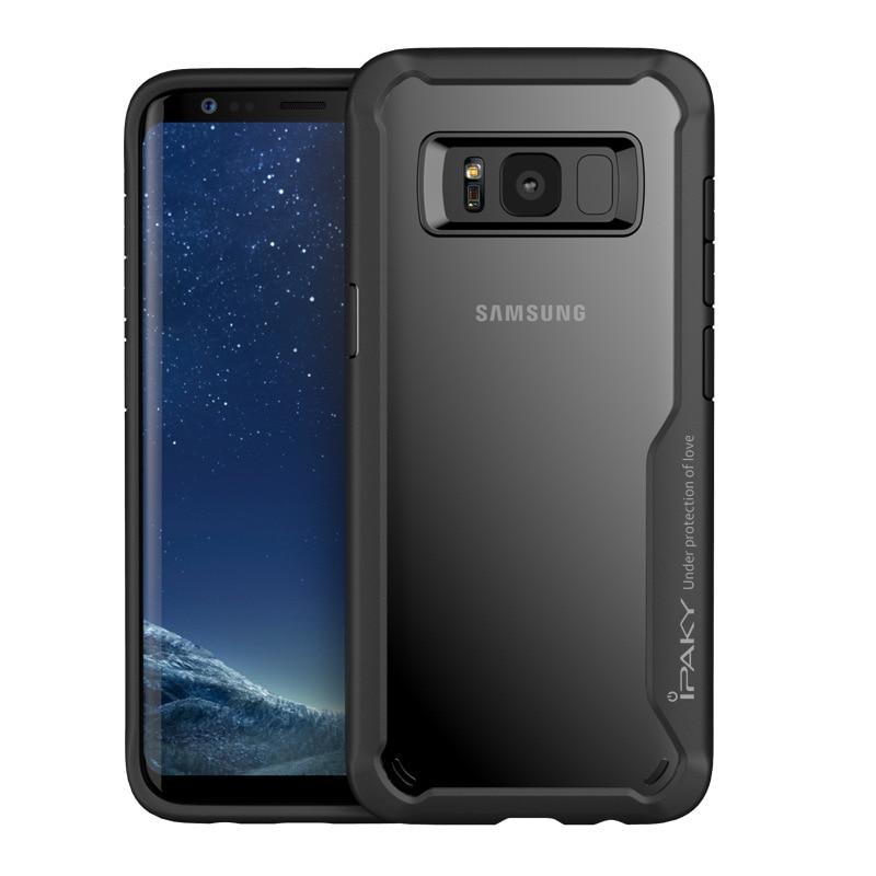 Samsung S8 Plus корпусы үшін iPaky Note 9 Samsung Galaxy - Мобильді телефондарға арналған аксессуарлар мен бөлшектер - фото 2