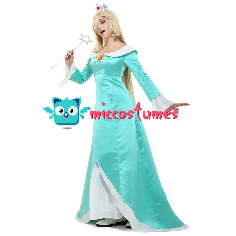 Blue Miccostumes Woman Cosplay 1