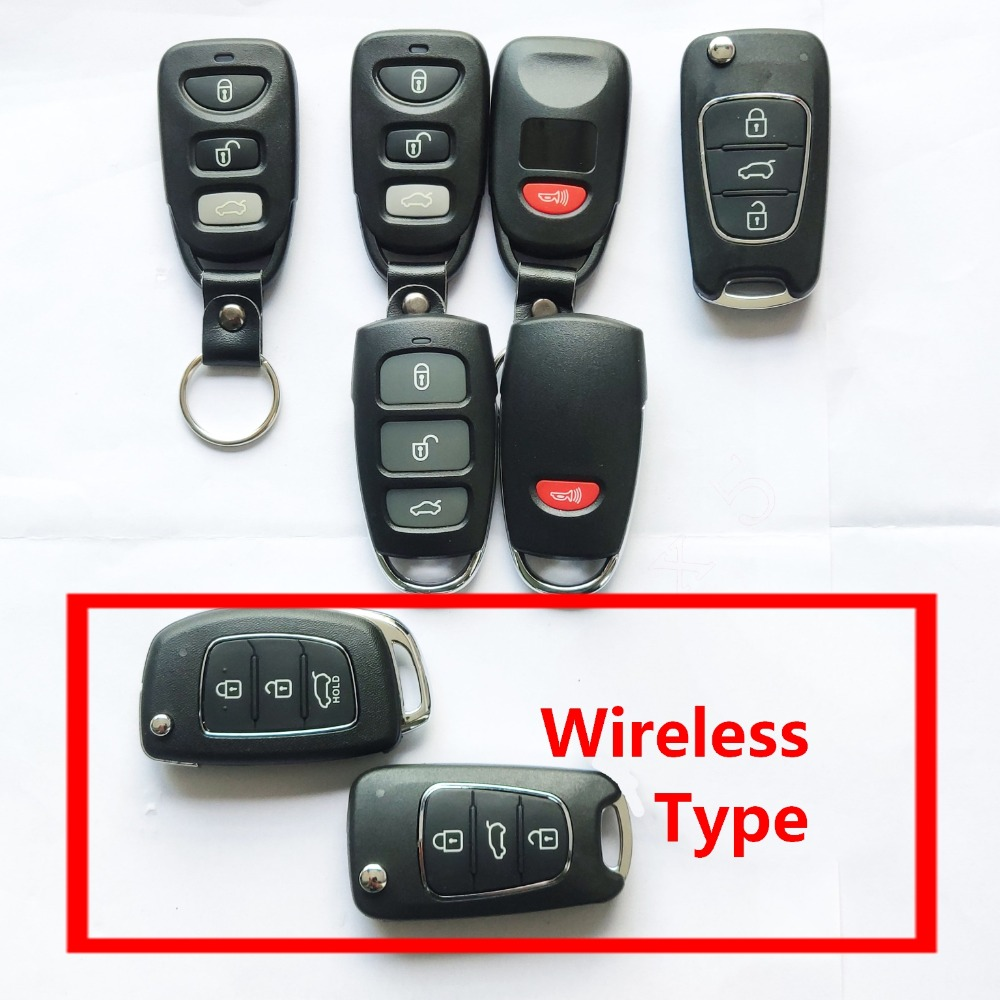 For Hyundai Style Xhorse VVDI Universal Remote Control 5 pieces lot