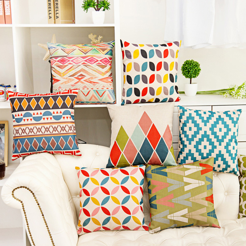 Aliexpress.com : Buy 2016 Scandinavian Style Decorative Pillow Cover  18 Part 81