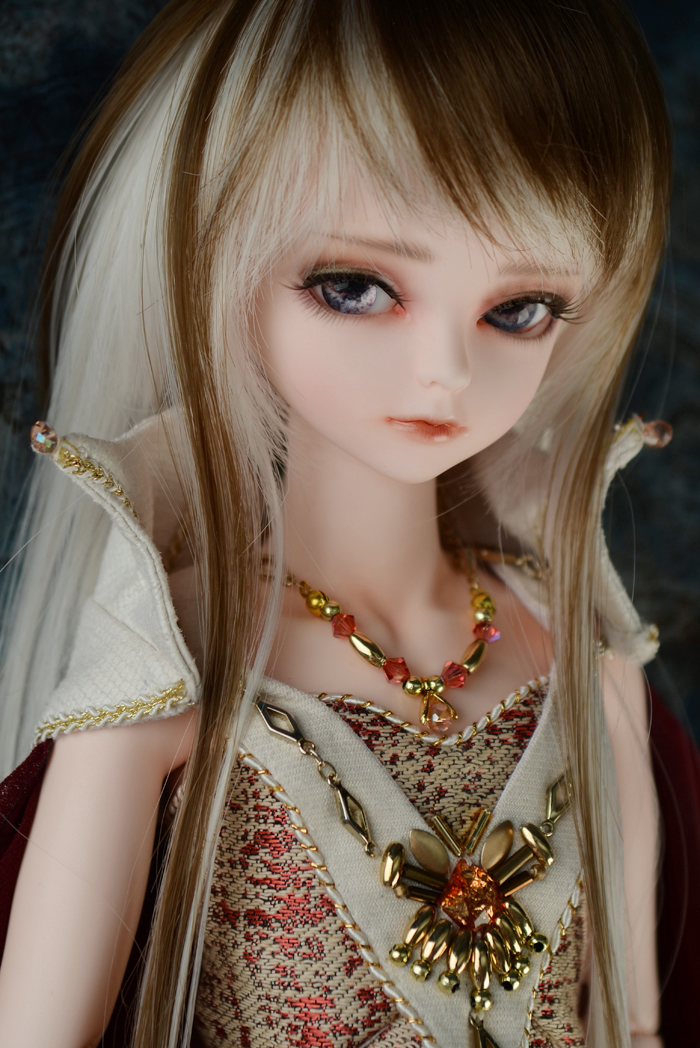 SuDoll Lovely sd bjd doll roxen 1/4 bjd fairy doll Black Fog Elves