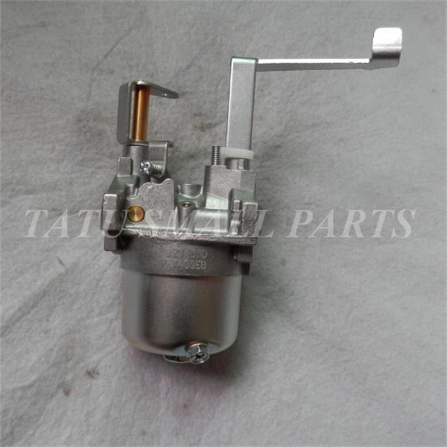GT400 GENUINE CARBURETOR FOR MITSUBISHI GM132 MBP20G MBP20H MBG2100 GENERATOR 4.0HP WATER BUMP CARBY PRESSURE WASHER PARTS