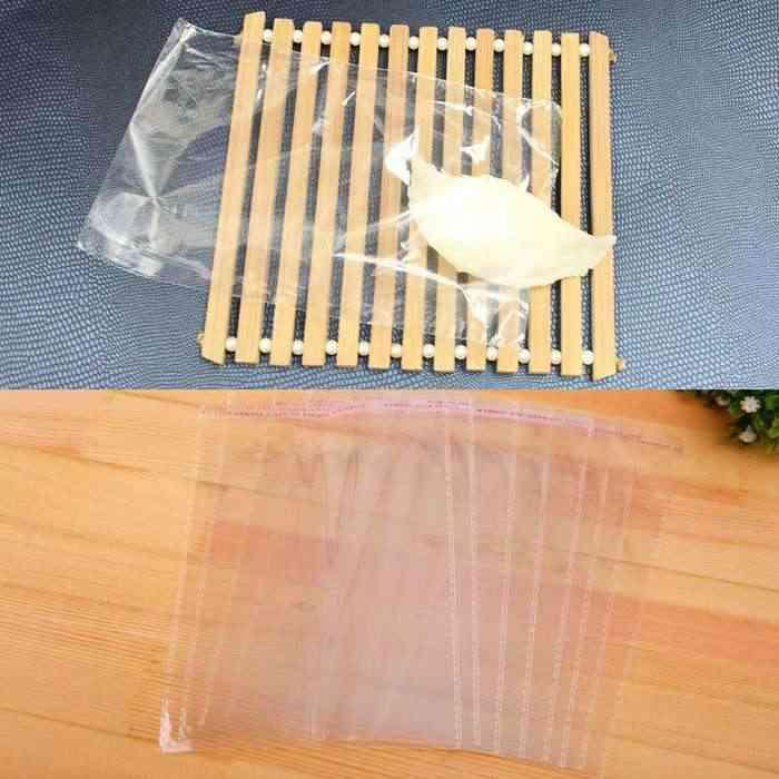 HARDIRON POF Shrink Film Pouch New Material Heat Shrink Bag Plastic Film Cosmetic Packaging