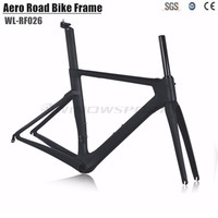 2018 Aero Design Carbon Racing Road Bike Frame Matte Glossy BB86 Carbon Road Frame High Quality