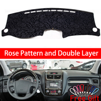Rose Pattern For Kia Sportage 2007 2008 2009 2010 2011 2012 2016 Car Stickers Car Decoration Car Accessories Interior Car Decals