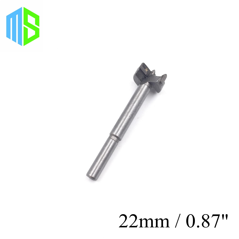 Forstner Bit Woodworking Drill Bit Boring Hole Saw Cutter Carbide Tip 15mm-60mm